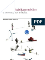 Corporate Social Responsibility - A Necessity Not a Choice