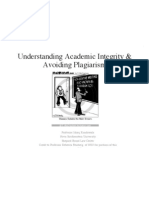 Avoiding Plagiarism & Understanding Academic Integrity