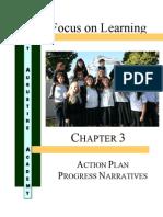FOL Chapter 3 Progress Report Narratives 01-12-12