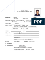 Ashok Kr Resume
