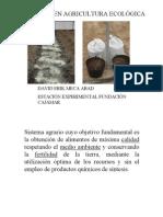 Nutricion Mineral Produccio Ecologica Sota Hivernacle David Erik Meca