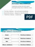 Defence Mechanism