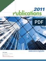 ASCE Publications 2011
