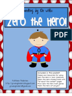 Counting by 10s With Zero the Hero
