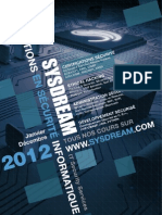 Catalogue Sysdream 2012 v4-Light