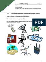 Telecommunications Unit - Lessons