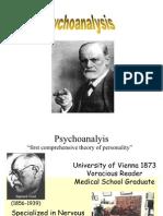 Psychoanalysis by Dr.P.N.Narayana Raja