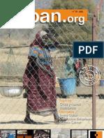 Revista sobre solidaridad ong ALBOAN (Invierno 2011)