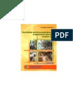 Statistik Ketenagakerjaan Kabupaten Melawi 2010