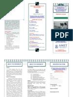 Brochure Ug Workshop on Marine Biotechnology[1]