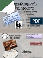 RESTAURANTE EL MOLINO