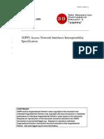 3GPP2 Interoperability Timers