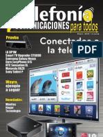 TyC Telefonia y Comunicaciones Enero 2012