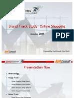 Online Shopping Brand