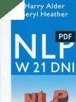 Alder Harry _ NLP w 21 Dni
