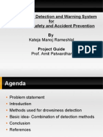 Drowsy Driver Detection Ppt