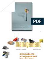 1 Introduction to Management and Organizations