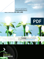 Brochure sul Web Marketing