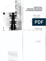 Structural Analysis and Design of Process Equipment