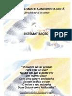 Gato malhado sistematização ppt
