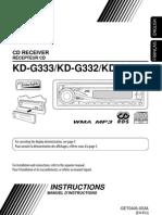 JVC KD-G331