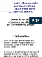 Strategies Sect Oriel Les Mansoury
