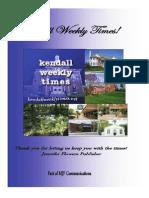 Kendall Times Jan 23