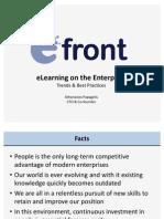 eFront Enteprise Learning