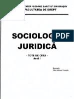 sociologie juridica