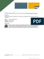 Variable Exit in SAP BI