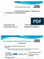 Treinamento BPHF 01-2012