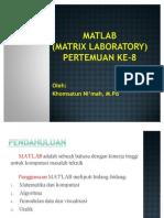 9. Matlab