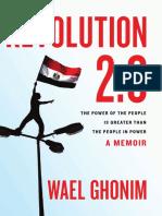 Revolution 2.0 by Wael Ghonim