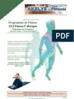 12 3 Fitness Calorique