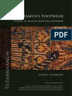 Veldmeijer 2011 - Tutankhamun's Footwear