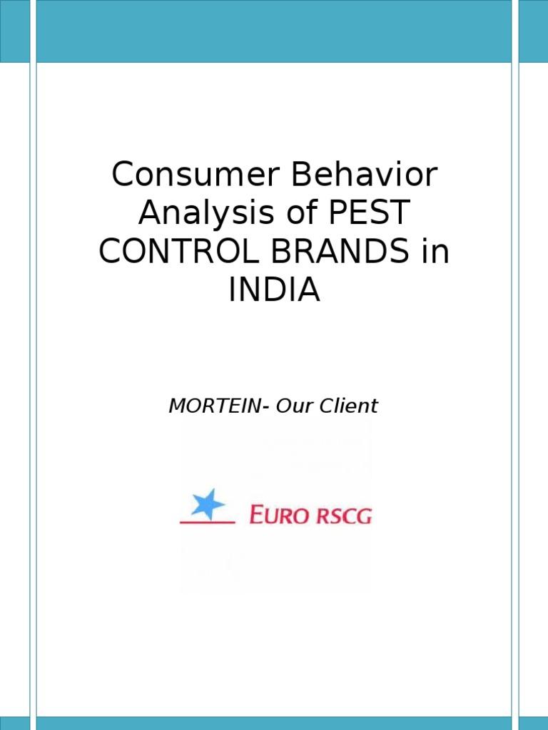 consumer behavior in india