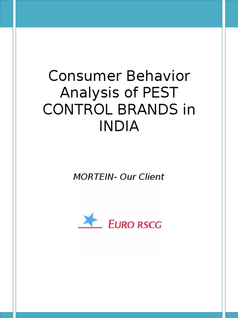 consumer behaviour analysis