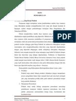 Laporan KP Inspeksi pengelasan, manajemen, dan Proses pengolahan Minyak PT.Pertamina RU II Dumai