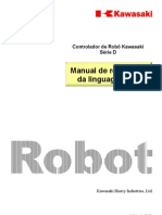 Robo Kawasaki - Manual de Refer en CIA Da Linguagem as Serie D