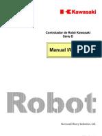 Robo Kawasaki - Manual I_O Externos Serie D