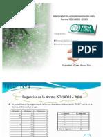 Talleres Iso 14001 - 2004