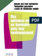 Politique Commune Integration Paysagere Antenne Relais Cle551887