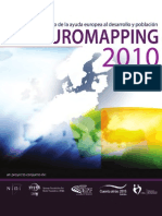 Euromapping. Mapeo de la Ayuda Europea al Desarrollo y Población. 2010