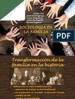 Sociologia de La Familia