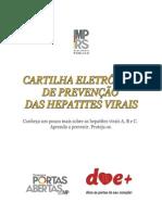 Cartilha Prevencao Hepatites Virais