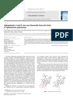 tess 1 - Aphanamixis polystachya