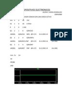 Amplificador de Emisor Comun Con Una Carga Activa