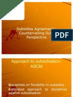 Presentation on Subsidy