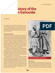 A Brief History of the Armenian Genocide