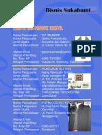 Direktori Bisnis Tekstil & Olahan Tekstil - Sukabumi